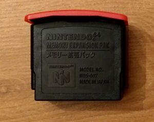 Official N64 Nintendo 64 Expansion Pak [2]
