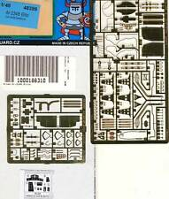 Eduard-arado ar-234b relámpago interior ätzteile 1:48 para modelo-kit Hasegawa