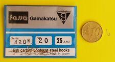 AMI GAMAKATSU 1 BUSTINA SERIE 420N n.2 PESCA - GM47