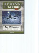 DVD AVIONS DE GUERRE N°48 - BOEING B-52 STRATOFORTRESS - VETERAN DE L'AIR FORCE