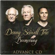 Denny Seiwell Trio, Boomerang; 12 track PR-ADV CD