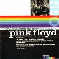 ROYAL PHILHARONIC ORCHESTRA plays the music of pink floyd (CD, Album) Prog Rock,