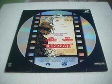 CHINATOWN -  doppio disco / IL FILM Italia laserdisc