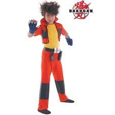 Bakugan Dan - Kinder Kostüme 116 für 5-6 Jahre Jungen Karneval Party,feiern