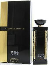 Lalique Noir Premier Collection 1989 Elegance Animale 100ml EDP Spray