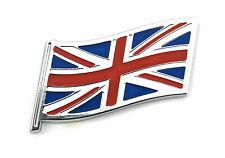 Echt Brand New MG ROVER UNION FLAG BADGE TF ZR ZS ZT ZT-T Rear DAG000080MMM