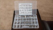 Plastic Box Organizer 32 Compartments Portable Small Part Jewelry Tackle Case