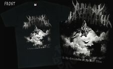 ANAAL NATHRAKH-In the Constellation of the Black Widow, T_shirt-sizes:S to 7XL