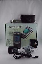 "Pocket LOOX T830 PDA Handy 2,4"" TFT GPS Microsoft Mobile 5 Mp3 Infrarot BT WLAN"