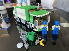 LEGO City 4432 Rubbish/Garbage Truck.