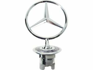 Mercedes-Benz Genuine Standing Hood Star W140 Ornament S500 S600 Emblem  New