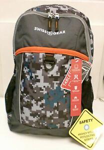 SwissGear  Student Backpack Safety Reflective/ Tablet safe