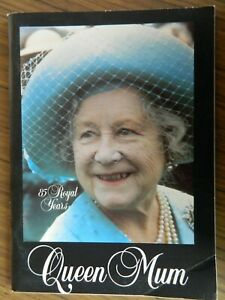 Queen Mum, 85 Royal Years - Herald And Weekly Times, Colour & B&W Photos!