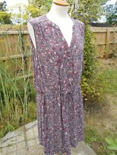 Tiny Vintage Liberty Style Print Floral Dress Size 20 By George BNWOT So Cool