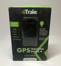 Etrak VZE100 Gps Tracking Device - Retail Price: $34.99