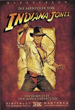 Die Abenteuer von Indiana Jones - Die komplette DVD Movie Collection