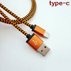 USB-C 3.1 Type C Male to 3.0 Type A Male Sync Data Charger Fast Charging Cable