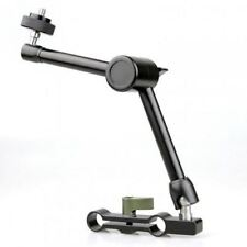 Lanparte Monitor Lighting Support Magic Arm Ma-01 with Clamp 1/4 and 3/8 Thread