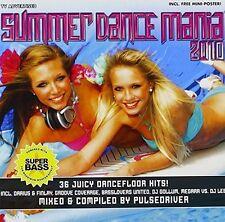 Pulsedriver Summer dance mania 2010 (mix) [2 CD]