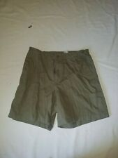 """BRAND NEW  LADY/'S /""""WHITE STAG  DEMIN BLUE CARGO POCKET SHORTS with REAR POCKETS"""
