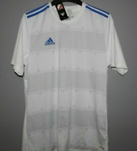 MLS Adidas Montreal Impact Blank Soccer Football Jersey New Mens Sizes