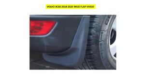 VOLVO XC60 2018 - 2020  FRONT and REAR MUD FLAP SET - YT-VV010