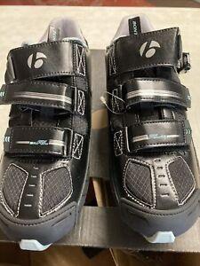 bontrager Womens Cycling Shoe Size41(9.5)2bolt RL Mountain Shoe Black