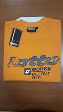 t-shirt da lavoro LOTTO works J3707 arancione (size L)