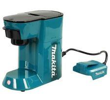 Makita Coffee Maker Espresso Machine Auto Drip Brewing Filter Less Portable 18V