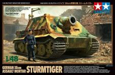 Tamiya 1/48 Sturmtiger German 38cm Assault Mortar