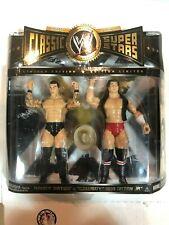 WWE WWF Classic Superstars Randy Orton and Bob Orton Figure Set Jakks 2009