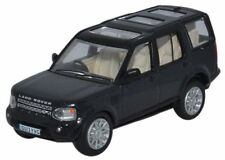 OXFORD DIECAST '00' (1/76) Land Rover Discovery 4 - Baltic Blue
