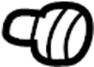 Nissan/INFINITI 17251-79961 Fuel Tank Cap.