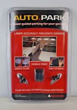 New AUTO PARK Laser Guided Parking for your Garage Prevents Damage 669026