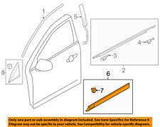Lincoln FORD OEM 10-12 MKT Front Door-Side Molding Left AE9Z7420879A