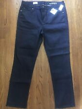 NWT Gap 1969 Real Straight Dark Rinse Wash Jeans Sz 30 R (JJ#1595)