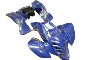 ATV Quad Body Plastic fender 110 125cc RedCat VX 150cc Roketa Yamoto 250cc BLUE