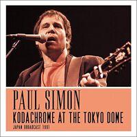 Paul Simon - Kodachrome At The Tokyo Dome [CD]