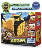 Xtreme Power Dozer Motorized Toy Truck That Plow Through Dirt Indoor And Outdoor