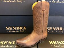 Sendra Boot Cowboystiefel Westernstiefel 2605 Braun