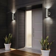 Dual Up Down Outdoor Security Light Porch Outside Wall Door House Garden Lights