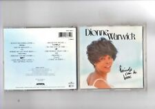 DIONNE WARWICK - FRIENDS CAN BE LOVERS - CD