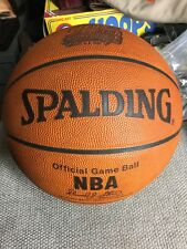 Super Rare 1998 NBA All-Star Game Used Basketball Michael Jordan Kobe Bryant