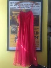 Chiffon 1970s Vintage Dresses for Women