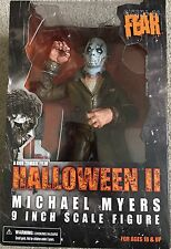"Halloween Movie Michael Myers 9"" Mezco NEW MINT"