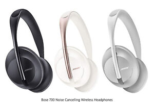 Bose Headphones 700 Wireless Noise Cancelling Headphones Over-Ear Headsets