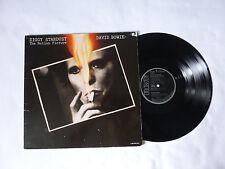 DAVID BOWIE ~ ZIGGY STARDUST ~ THE MOTION PICTURE ~ EX+/VG ~ 1983 2x VINYL LPs