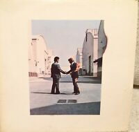 Pink Floyd WISH YOU WERE HERE 1975 SHVL 814 A1/B3 FIRST ISSUE OF THIS LP
