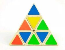 Vintage 1980's  Pyraminx Pyramid Triangle Puzzle Toy Rubik's Cube by Tomy