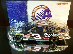 Dale Earnhardt #3 GM Goodwrench Service Plus 2000 Chevrolet Monte Carlo CLEAR